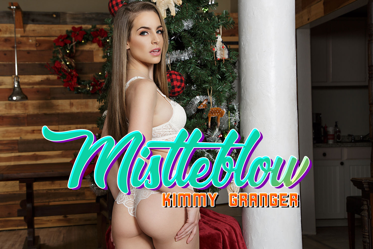 Mistleblow VR Porn Video