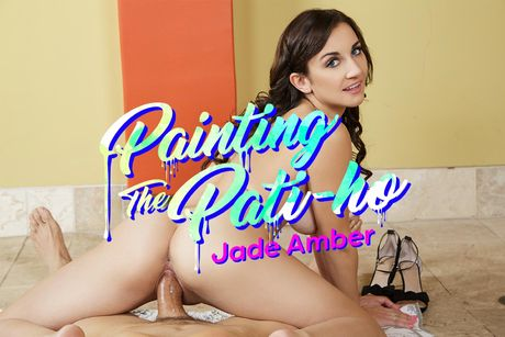 Painting The Pati-ho VR Porn Video