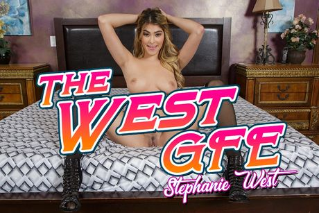 The West GFE VR Porn Video
