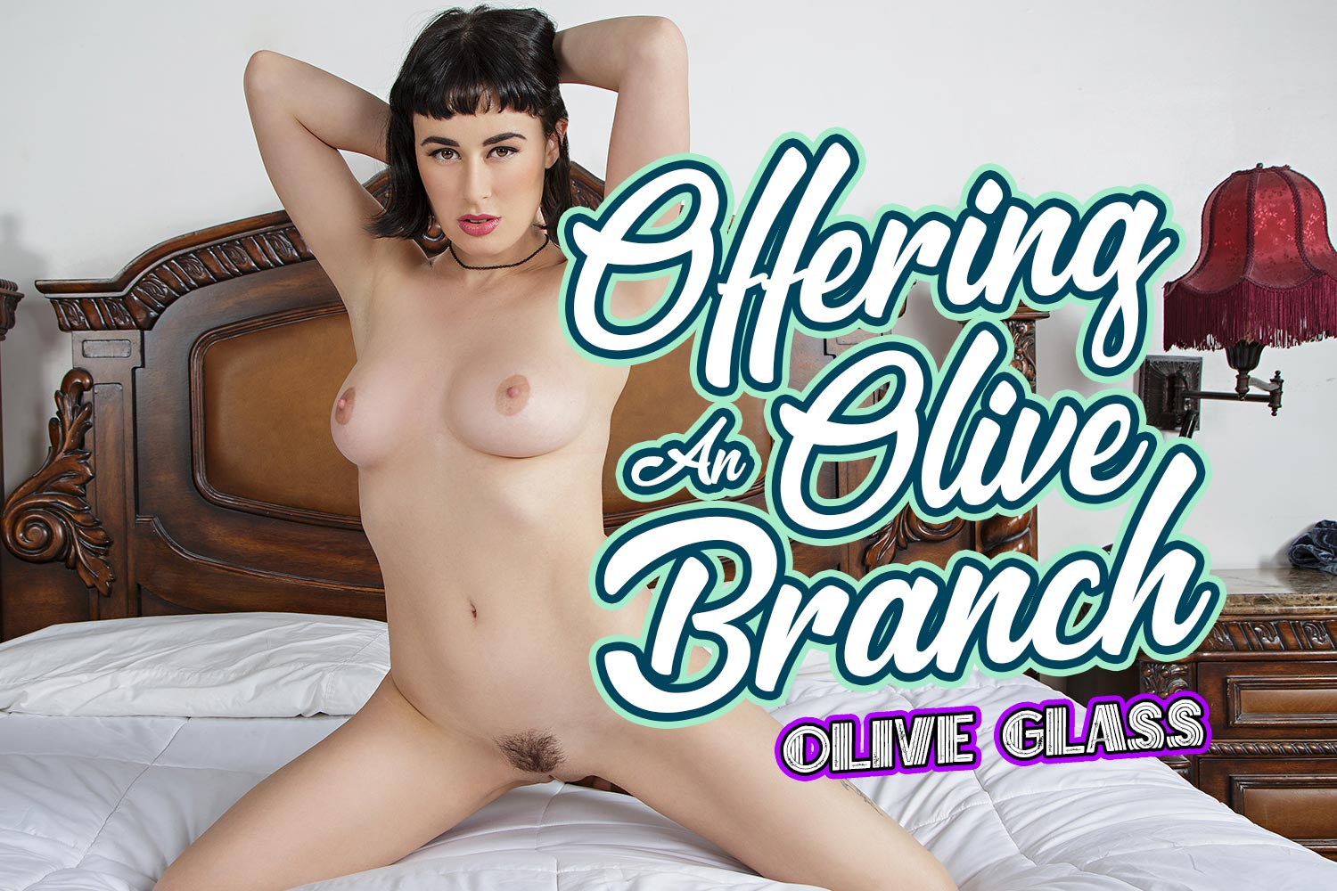 Offering An Olive Branch VR Porn Video