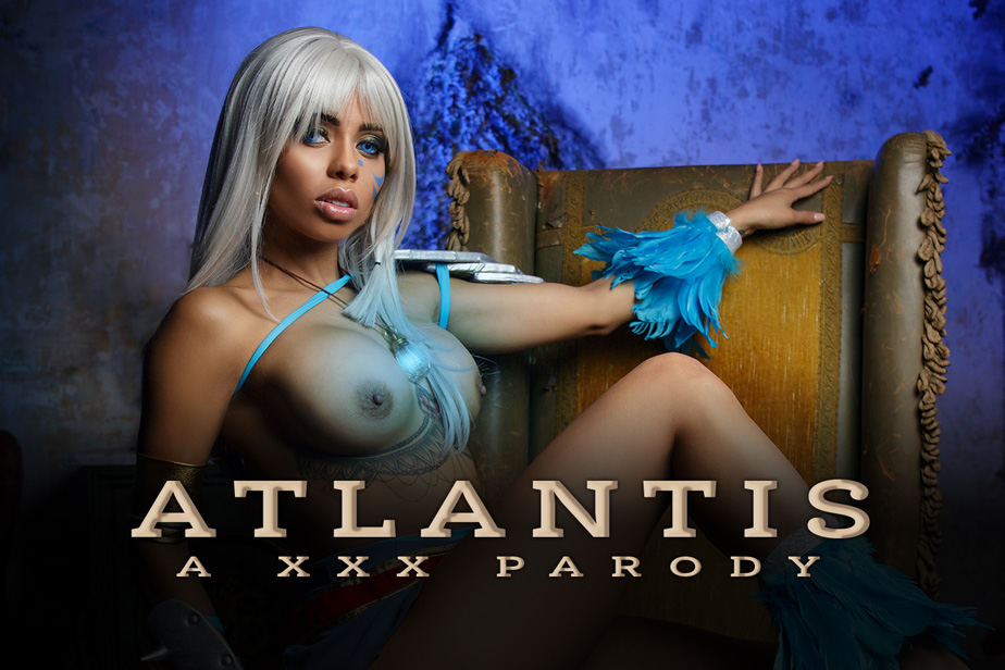 Atlantis A XXX Parody VR Porn Video