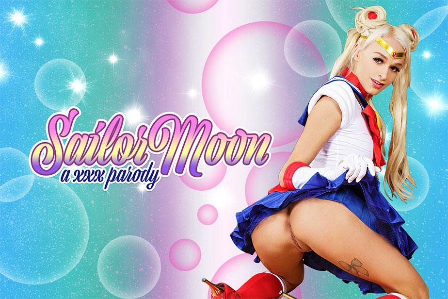 Sailor Moon A XXX Parody VR Porn Video