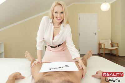 An Anal Surprise VR Porn Video