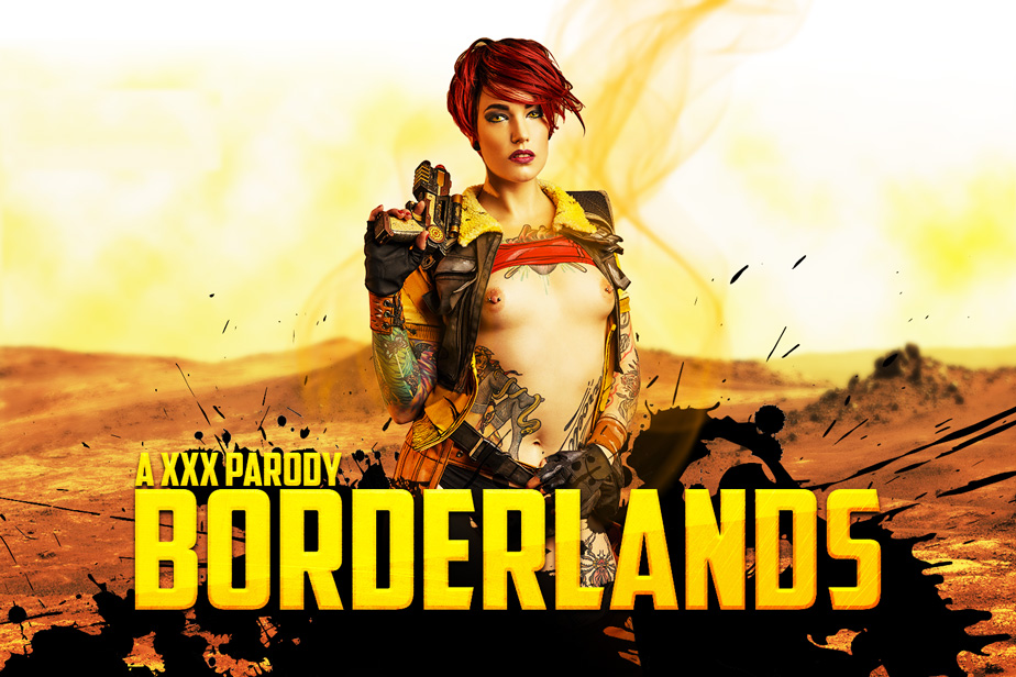 Borderlands A XXX Parody VR Porn Video