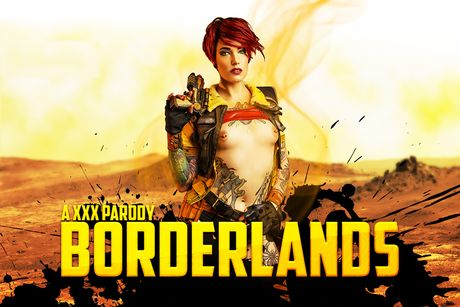 Borderlands A XXX Parody VR Porn Video