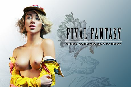 Final Fantasy: Cindy Aurum  A XXX Parody VR Porn Video