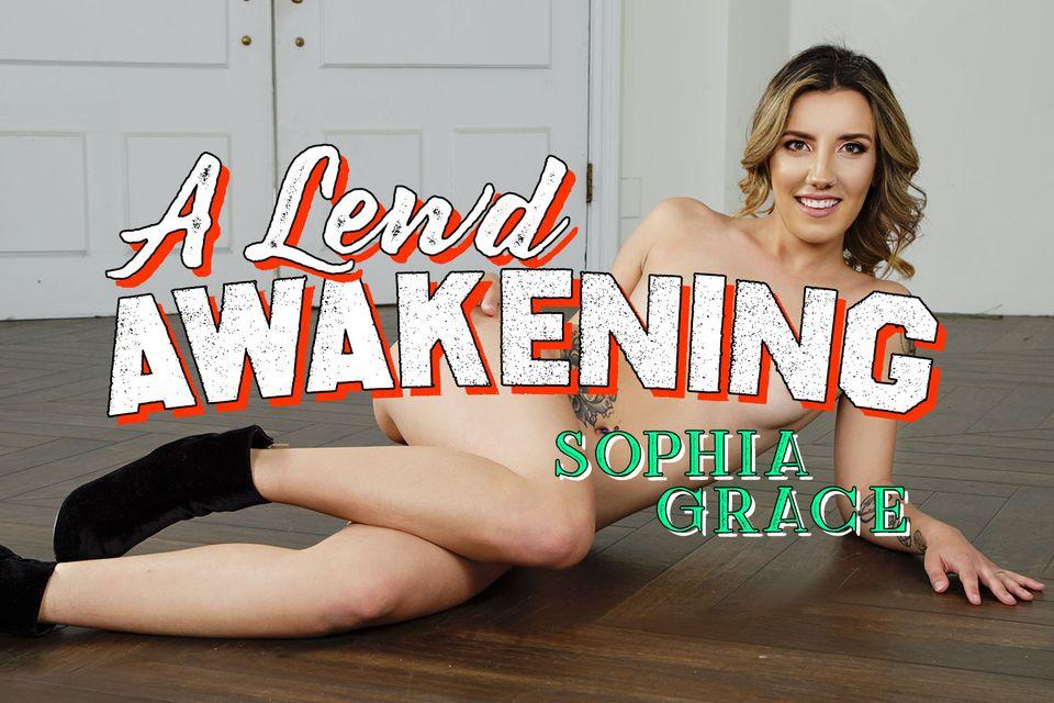 A Lewd Awakening VR Porn Video