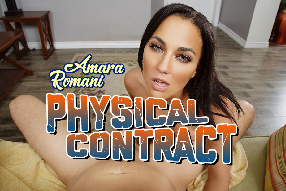 Physical Contract VR Porn Video