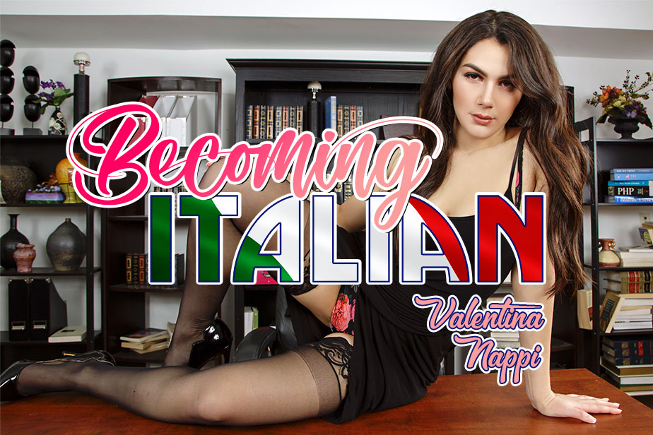 Becoming Italian VR Porn Video