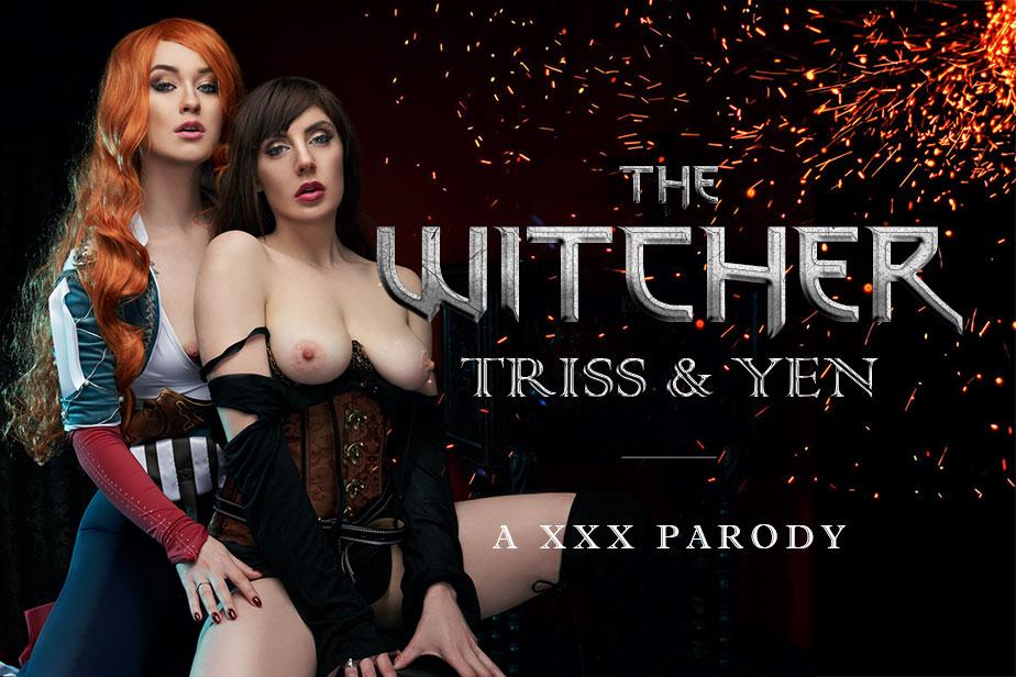 The Witcher: Yen & Triss A XXX Parody (Lesbian) VR Porn Video