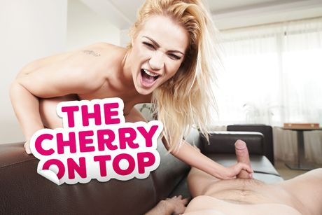The Cherry On Top VR Porn Video