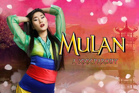 Mulan A XXX Parody VR Porn Video