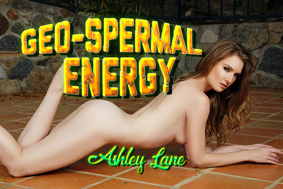 Geo-Spermal Energy VR Porn Video