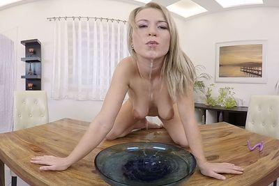 Tasting Those Juices VR Porn Video