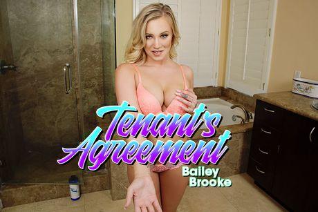 Tenant's Agreement VR Porn Video