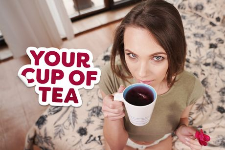 Your Cup of Tea VR Porn Video