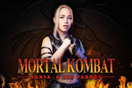 Mortal Kombat: Sonya A XXX Parody