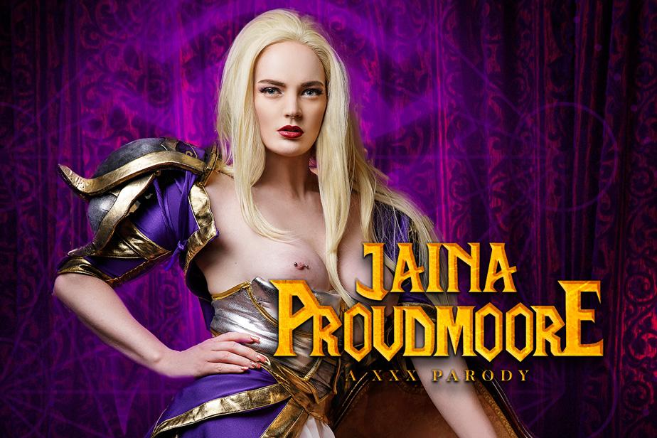 WOW: Jaina Proudmoore A XXX Parody VR Porn Video