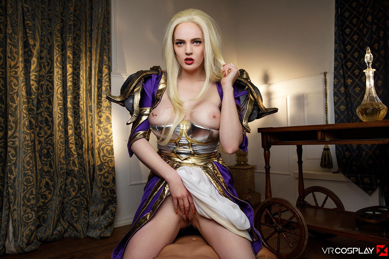 Actriz Star Wars Video Porno battle for azeroth jaina porn - slut porn - quality porn