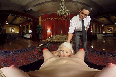 Sister Slave VR Porn Video