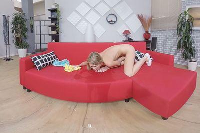 Soaking the Sofa VR Porn Video