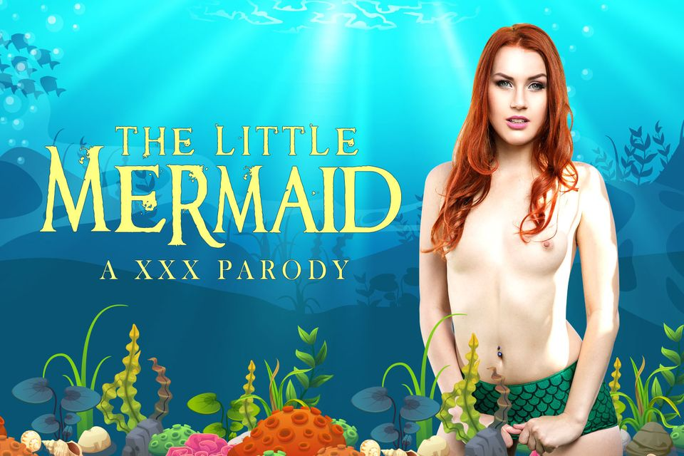The Little Mermaid A XXX Parody VR Porn Video