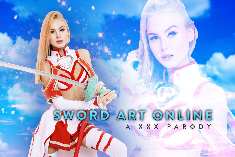 Sword Art Online A XXX Parody VR Porn Video