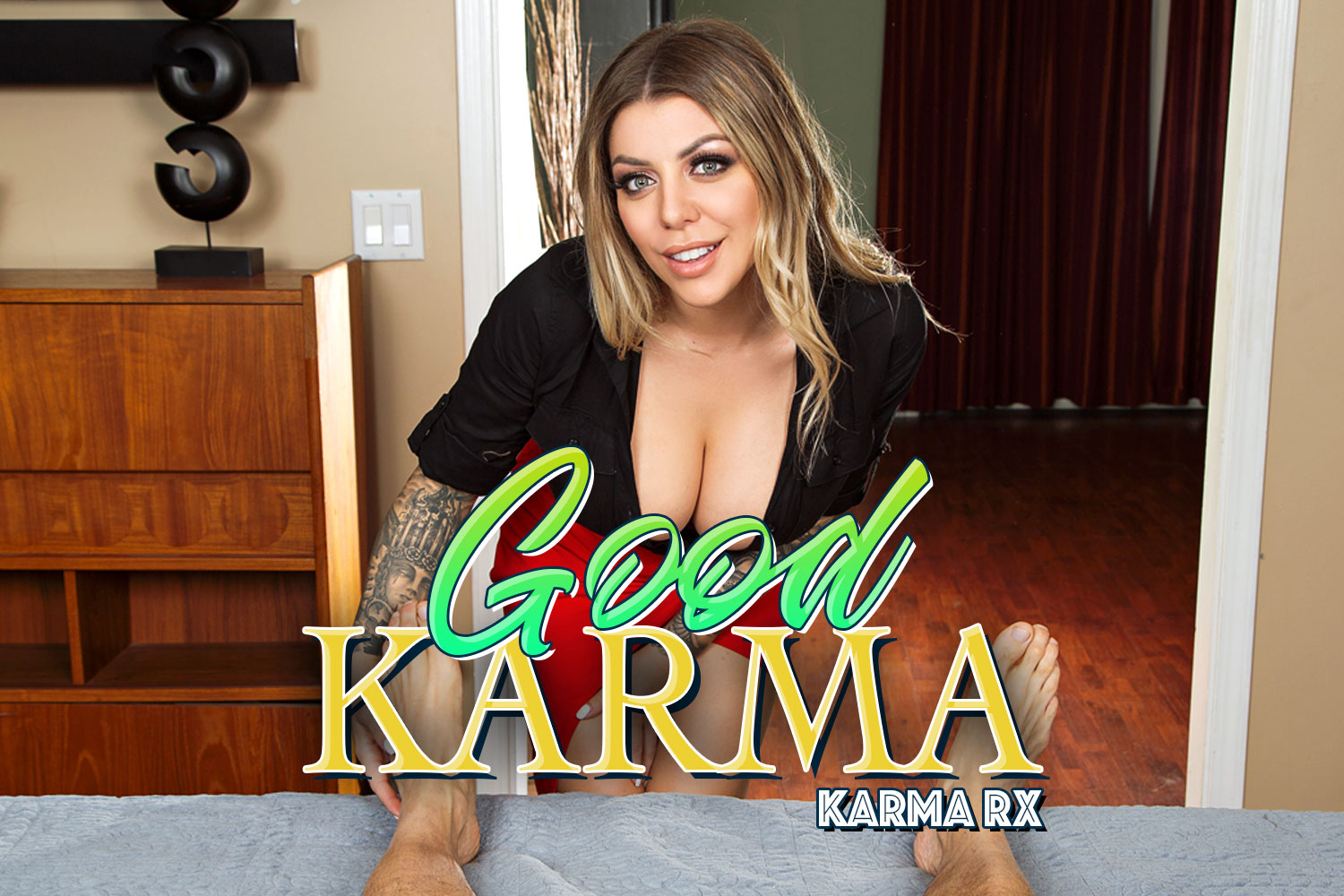 Good Karma VR Porn Video