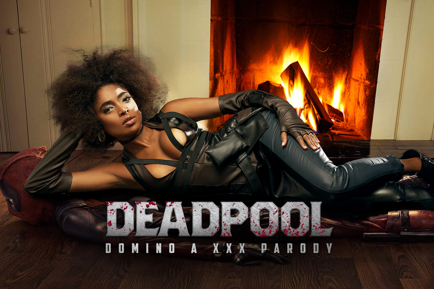 Deadpool: Domino A XXX Parody VR Porn Video