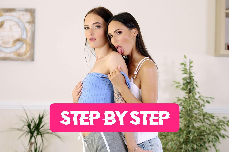 Step By Step VR Porn Video