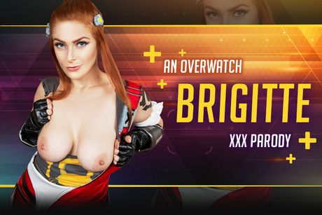Overwatch: Brigitte A XXX Parody VR Porn Video