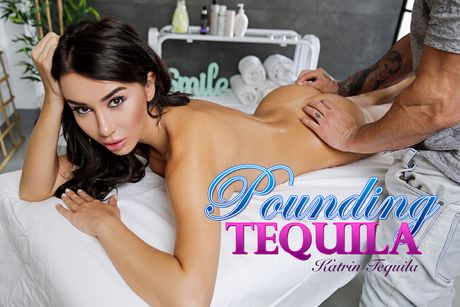 Pounding Tequila VR Porn Video