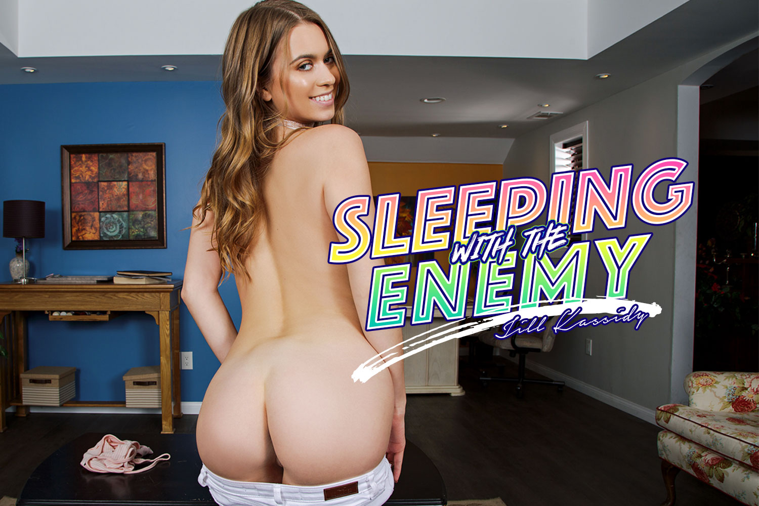 Sleeping With The Enemy VR Porn Video