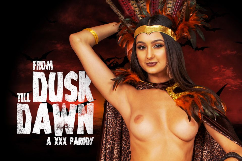 From Dusk Till Dawn A XXX Parody VR Porn Video