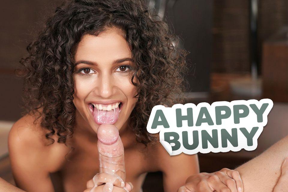 A Happy Bunny VR Porn Video