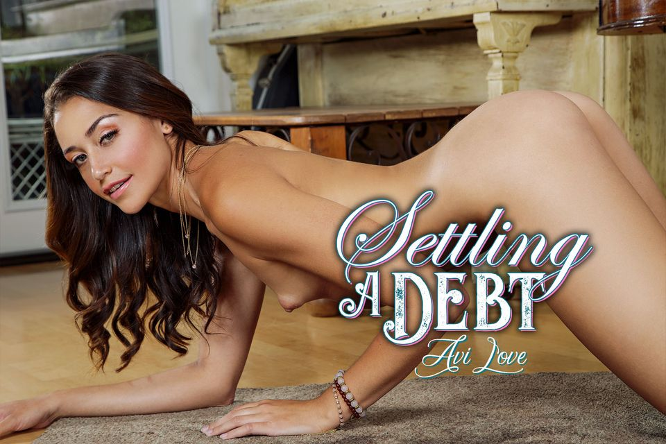Settling A Debt VR Porn Video