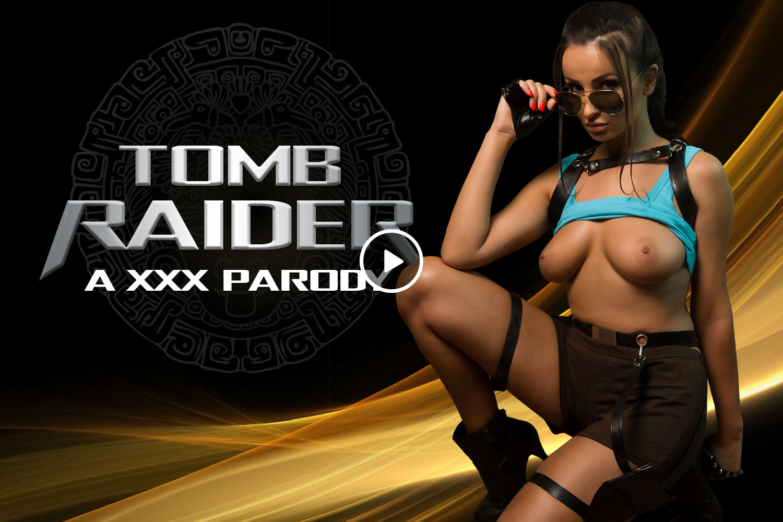 3D Tomb Raider Xxx tomb raider a xxx parody - vr cosplay porn video | vrcosplayx