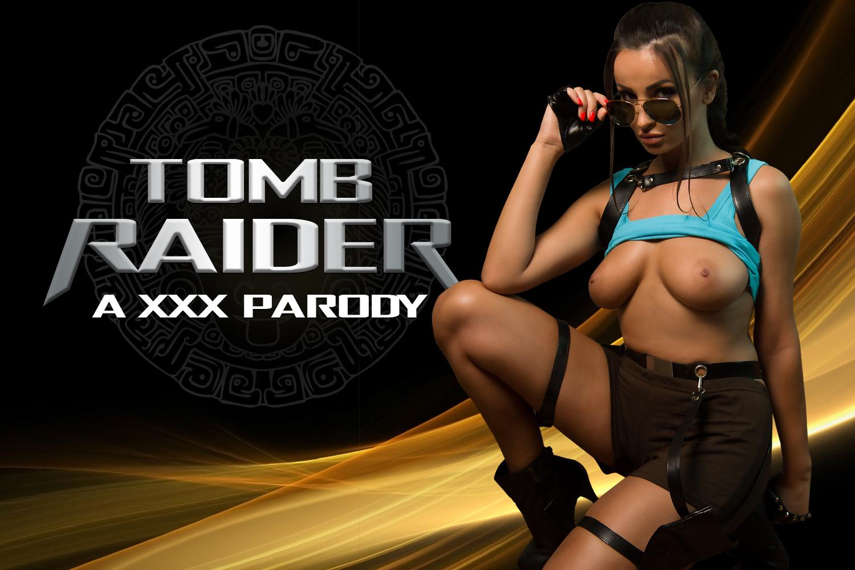 Tomb Raider A XXX Parody VR Porn Video