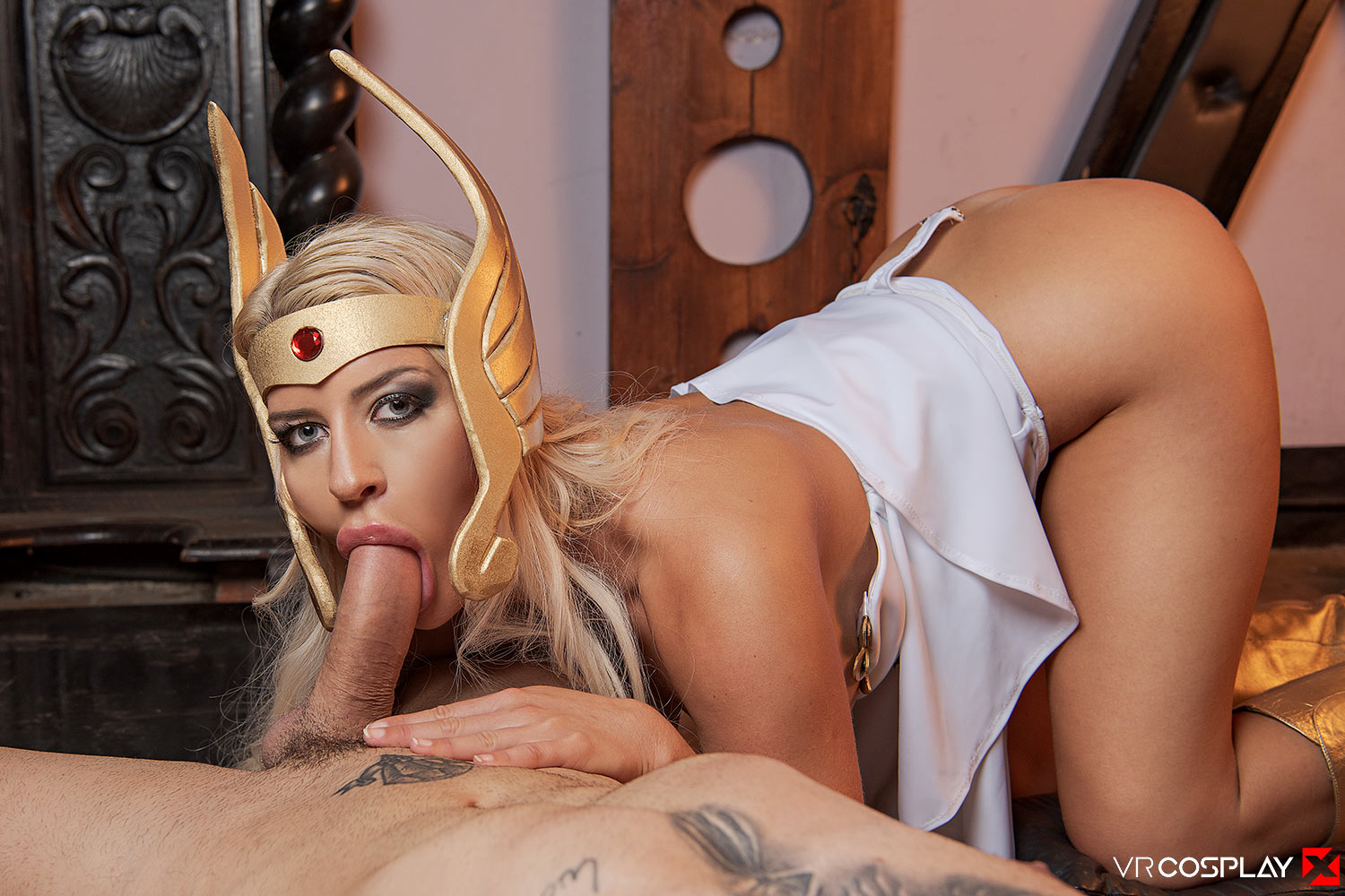 She-Ra A XXX Parody VR Porn Video