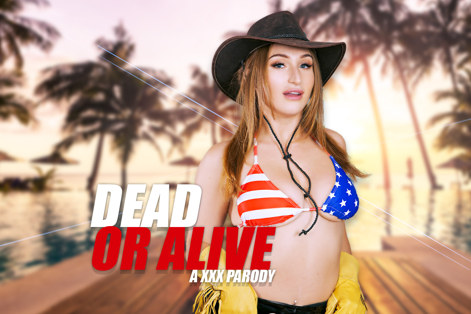 Dead Or Alive A XXX Parody VR Porn Video