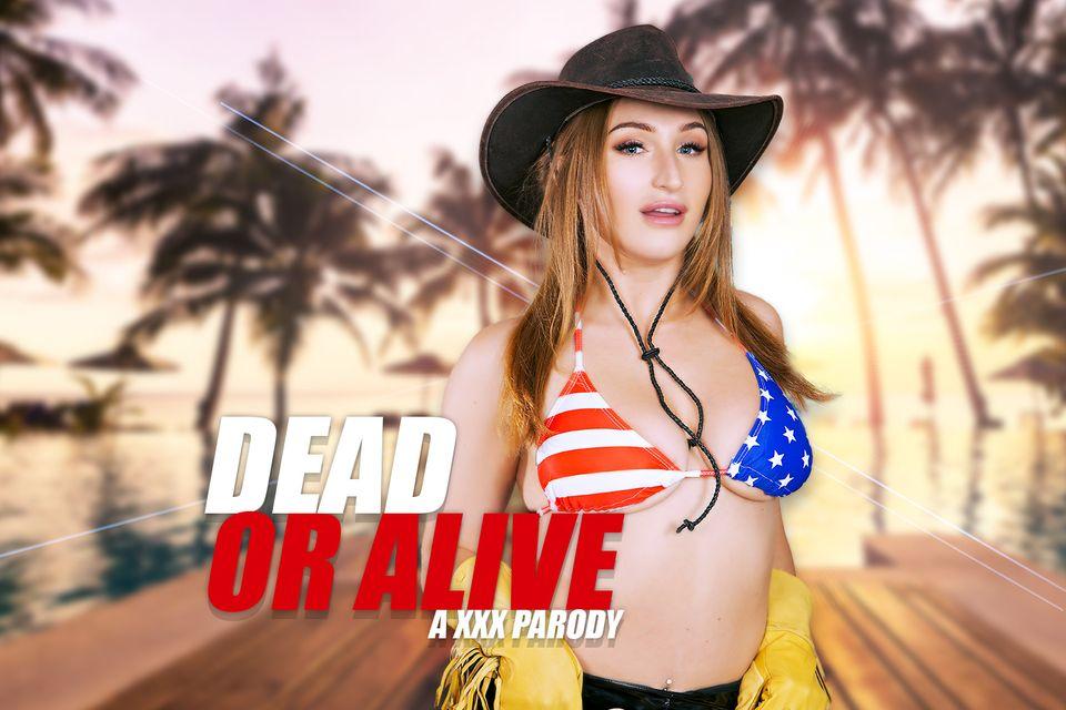 Dead Or Alive A XXX Parody VR Porn Video