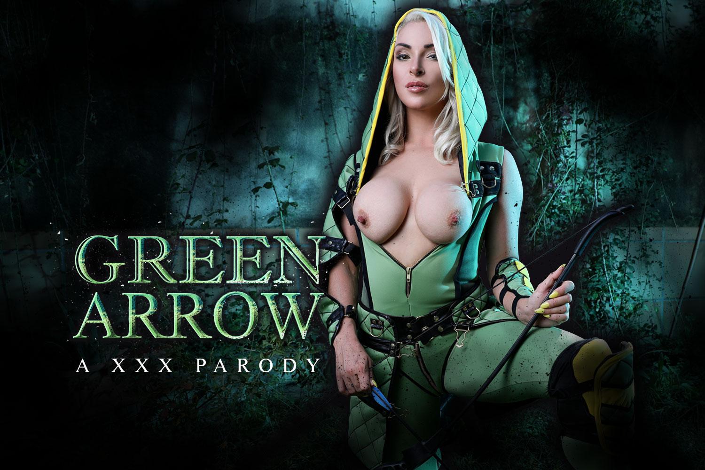 Green Arrow A XXX Parody VR Porn Video