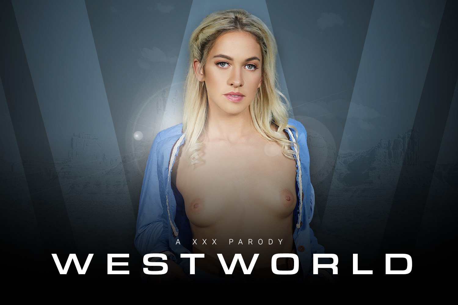 Westworld A XXX Parody VR Porn Video
