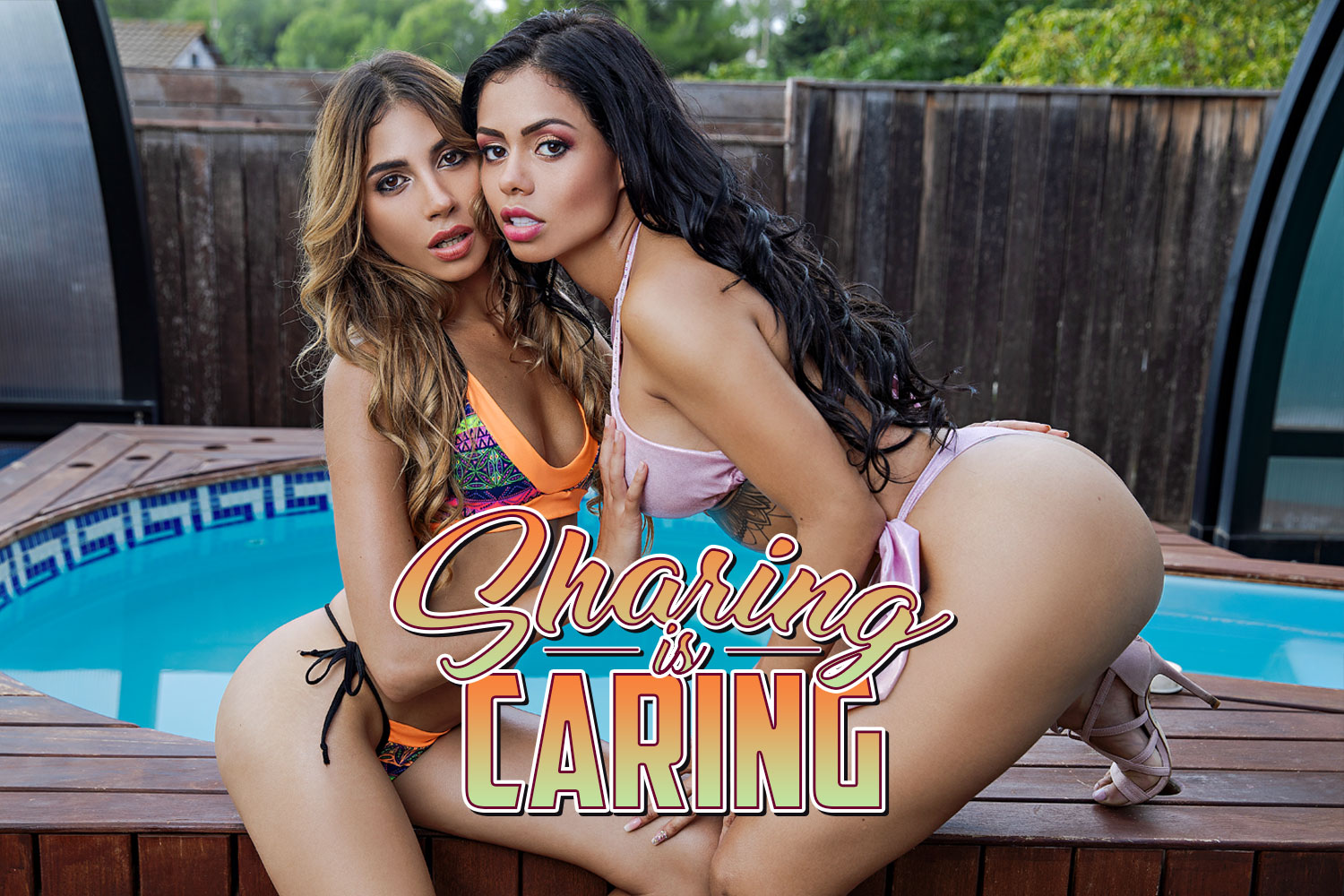 Sharing is Caring VR Porn Video
