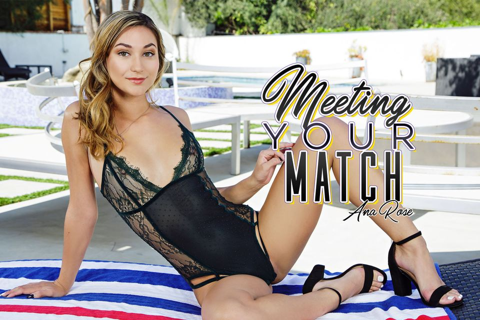 Meeting Your Match VR Porn Video