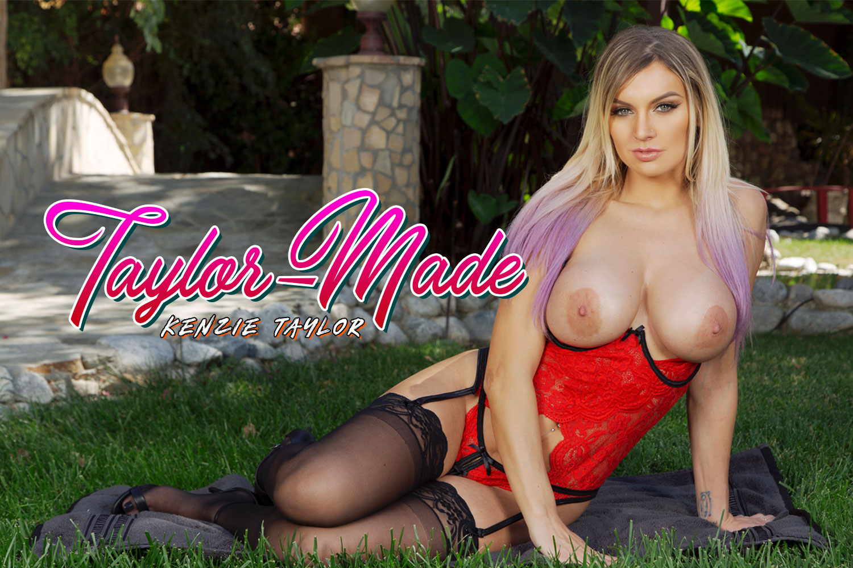 Taylor-Made VR Porn Video