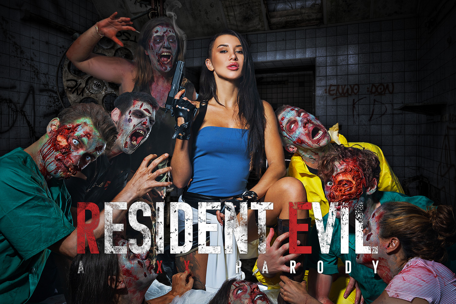 This resident evil zombie porn