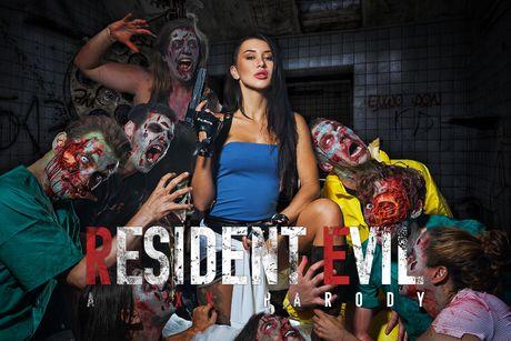 Resident Evil A XXX Parody VR Porn Video