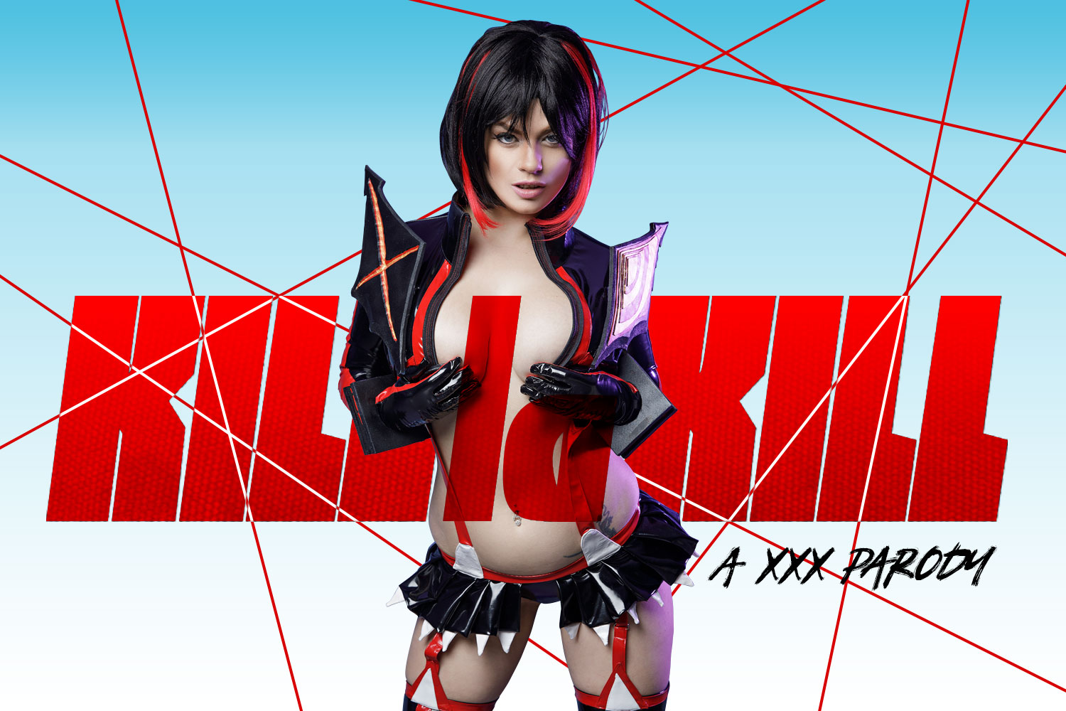 Kill La Kill A XXX Parody VR Porn Video