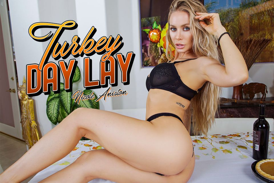 Turkey Day Lay VR Porn Video